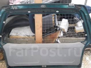 Дверь багажника. Subaru Forester