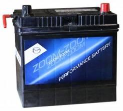 Аккумулятор Mazda Standard 60 А/ч обратная R+ EN 540A, 232x173x223. 60 А.ч., Прямая (правое), производство Япония