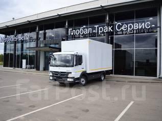 Mercedes-Benz Atego. Промтоварный фургон 813, 4 200куб. см., 5 000кг.