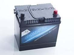 Аккумулятор Mazda Standart 60 А/ч обратная R+ EN 520A, 230x173x222. 60 А.ч., Прямая (правое), производство Япония