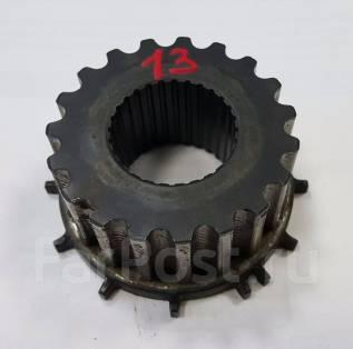 Шестерня коленвала. Honda: Civic, FR-V, Stream, Civic Ferio, Edix Двигатели: K20A3, PSHD58, D17A, D15Y2, D17A5, D17Z4, D15Y6, D16V1, D15Y4, D17A9, D14...