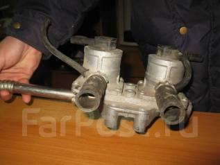 Клапан управления воздухом. Lexus LX570 Двигатель 3URFE