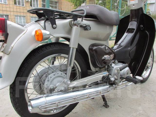 Honda Little Cub. 49 куб. см., исправен, без птс, без пробега