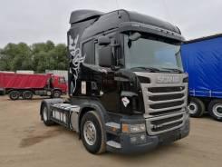 Scania G400. Scania G 400, 12 740куб. см., 10 700кг.