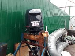 Evinrude. 250,00л.с., 2-тактный, бензиновый, нога X (635 мм), Год: 2009 год