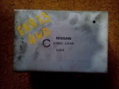 Блок abs. Nissan Skyline, ENR33, BCNR33 Двигатель RB25DE