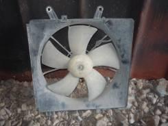 Вентилятор охлаждения радиатора. Honda Civic, EU1 Двигатель D15B