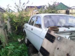 Капот. ГАЗ 3110 Волга