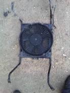 Вентилятор охлаждения радиатора. Nissan Serena, KBC23 Двигатель SR20DE