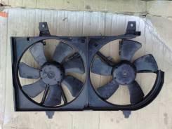 Вентилятор охлаждения радиатора. Nissan Bluebird Sylphy, QG10 Двигатель QG18DE