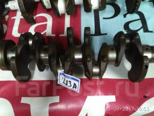 Коленвал. Honda: Jazz, Civic Hybrid, Civic, City, Fit Aria, Fit Двигатели: L12A1, L12A3, L12A4, L13A1, L13A2, L13A5, L13A6, L15A1, LDA1, LDA2, L13A7...