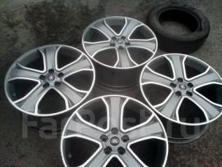 Продам литые диски r20 Renge Rover SPOR Автобиография. 9.5x20, 5x120.00, ET53