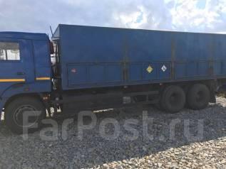 Камаз. зерновоз, 12 312 куб. см., 14 000 кг.