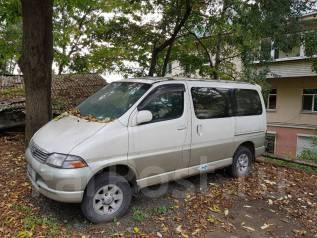 АКПП. Toyota Granvia, KCH16W, KCH16 Двигатель 1KZTE