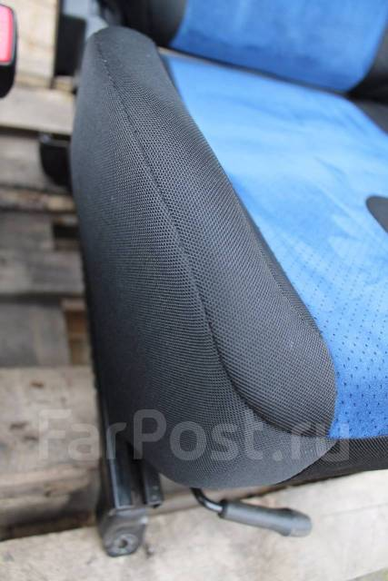 Сиденье. Subaru Impreza WRX STI, GD, GDB