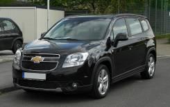 Чип-тюнинг Chevrolet Orlando A J309