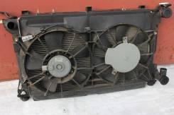 Радиатор охлаждения двигателя. Toyota Avensis, AZT251, AZT251L, AZT251W