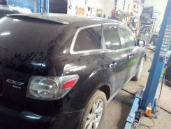 Mazda CX-7. ПТС. . 2008 год. Черная.