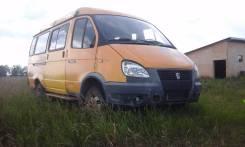 ГАЗ 32213. Продается пассажирская Газель, 2 400 куб. см., 13 мест