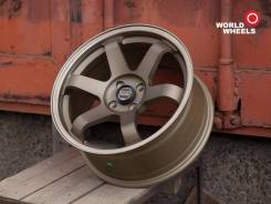 "RAYS Volk Racing TE37 SL. 8.0x17"", 4x100.00, ET35, ЦО 73,1мм."