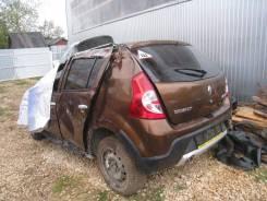 Колпак декоративный литого диска Renault Sandero Stepway Renault 1.6 K7M710
