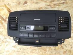 Блок управления климат-контролем. Toyota Mark II, JZX110, GX115, GX110 Двигатель 1JZGTE