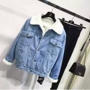 Куртки джинсовые. 42, 44, 46. Под заказ