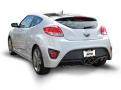 Выхлопная система. Hyundai Veloster, FS Двигатели: G4FC, G4FJ. Под заказ