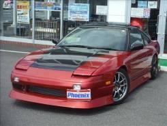 Nissan 180SX. механика, задний, 2.0, бензин, 54 120тыс. км, б/п, нет птс. Под заказ
