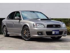 Subaru Legacy B4. механика, 4wd, 2.0, бензин, 49 547 тыс. км, б/п, нет птс. Под заказ