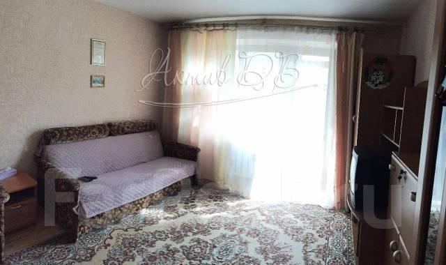 2-комнатная, улица Мусоргского 15ж. Седанка, проверенное агентство, 38кв.м. Интерьер