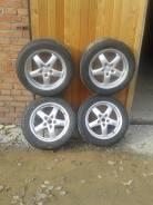 Bridgestone Blizzak WS-60. Зимние, без шипов, износ: 10%, 4 шт