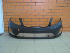 Бампер передний оригинальный Kia Rio III [2011-2015 г. в. ]