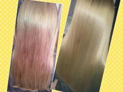 Нанопластика волос, ботокс