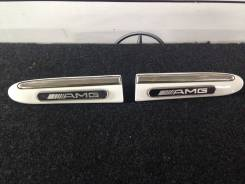 Накладка на крыло. Mercedes-Benz S-Class, V220, W220 Двигатели: M112E28, M112E32, M112E37, M113E43, M113E50, M113E55, M137E58, M137E63, M275E55, M275E...