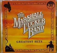 "CD Marshall Tucker Band ""Greatest hits 1973-77"" 2011 USA"