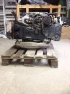 Двигатель в сборе. Subaru Forester, SG5 Двигатель EJ204. Под заказ