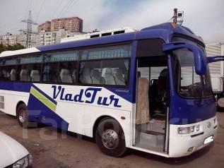 Автобусы. С водителем