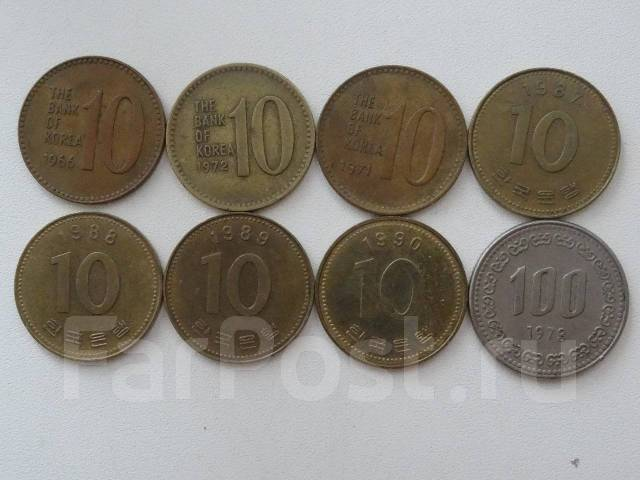 8 монет монеты 5 копеек 1758 года цена