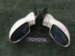 Зеркало заднего вида боковое. Toyota Corolla Fielder, NZE121G, NZE121