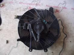 Вентилятор радиатора кондиционера. Mitsubishi Lancer Evolution Двигатель 4G63T