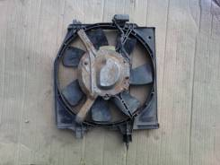 Вентилятор охлаждения радиатора. Mazda Premacy, CP8W Двигатель FPDE