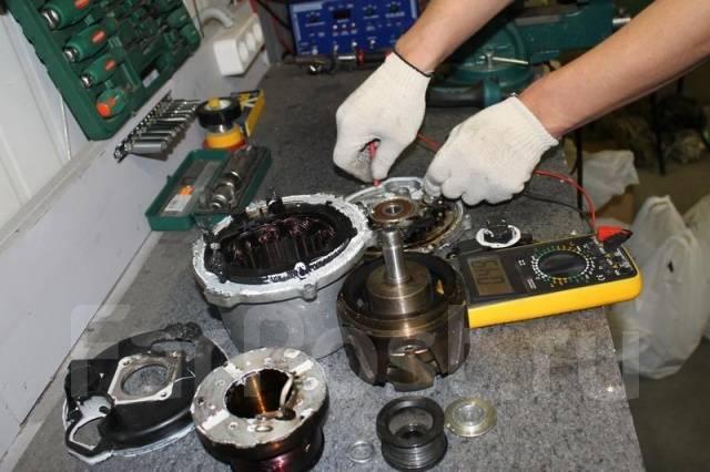 Стартеры и генераторы ремонт, продажа в Ангарске