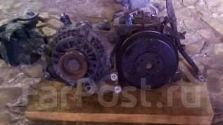 Компрессор кондиционера. Subaru Impreza, GDA, GDB Subaru Forester, SG5 Двигатели: EJ205, EJ207