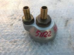 Проставка под масляный радиатор. Toyota Corolla, 16