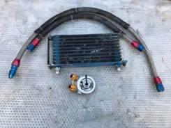 Радиатор масляный. Toyota Corolla, 16, 10