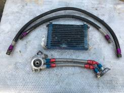 Радиатор масляный. Honda Mazda Mitsubishi Subaru