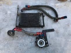 Радиатор масляный. Toyota Corolla, 16