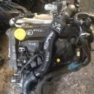 Двигатель в сборе. Renault Clio Двигатель K9K