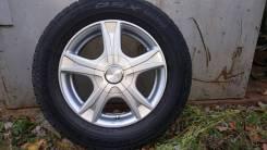 Зимние колеса Dunlop DSX 195/65R15 с дисками KINO 5x100/114.3